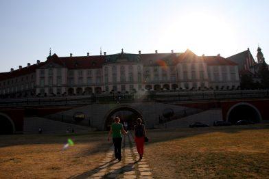 Ein Mädelswochenende in Warschau