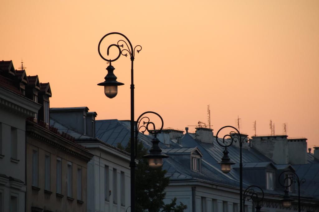 Abendstimmung in der Altstadt