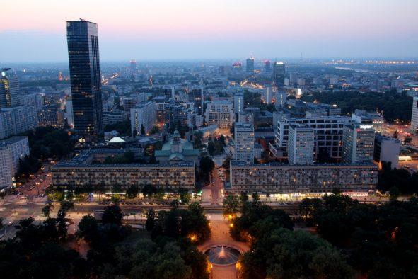 So schön ist Warschau