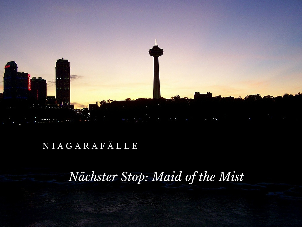 Nächster Stop_ Maid of the Mist