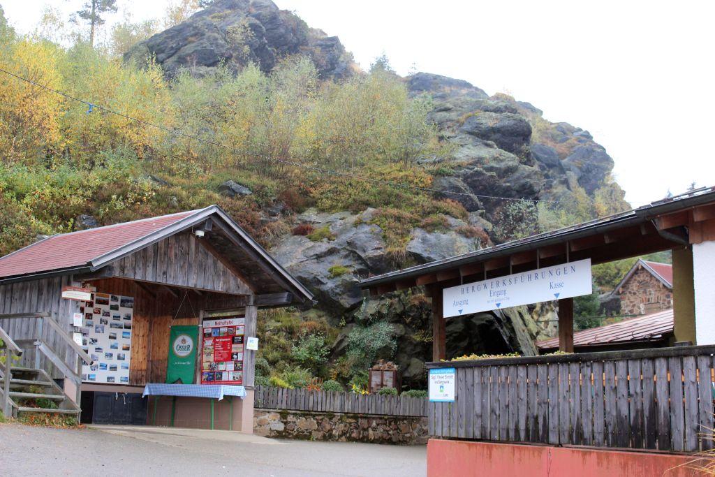 Historisches Besucherbergwerk Bodenmais - auf ins Mittelalter