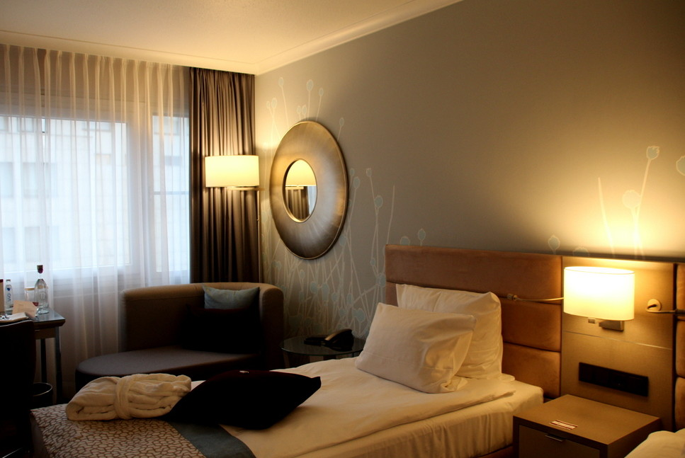 Crowne Plaza Berlin Mitte