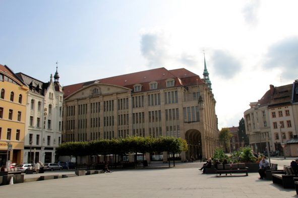 Görlitz - Eine Filmkulisse zum Anfassen.