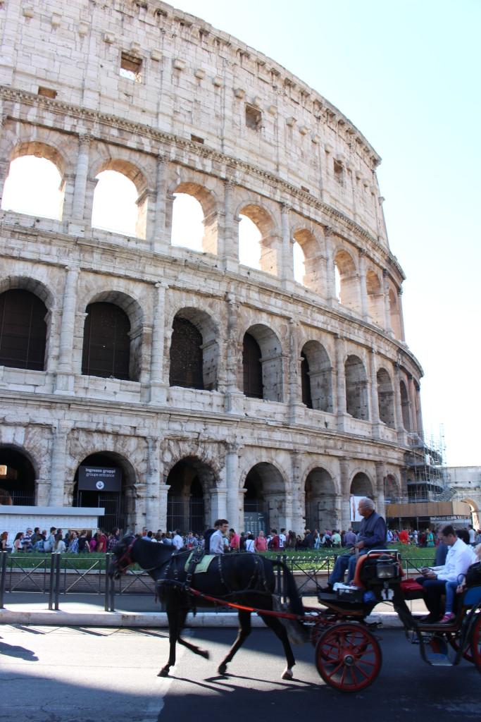 Eintritt mit dem Roma Pass frei bzw. vergünstigt