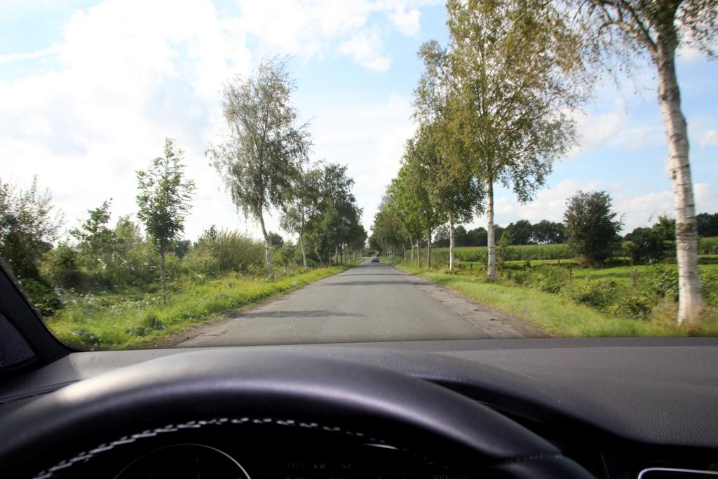 Auf dem Weg nach Neuharlingersiel