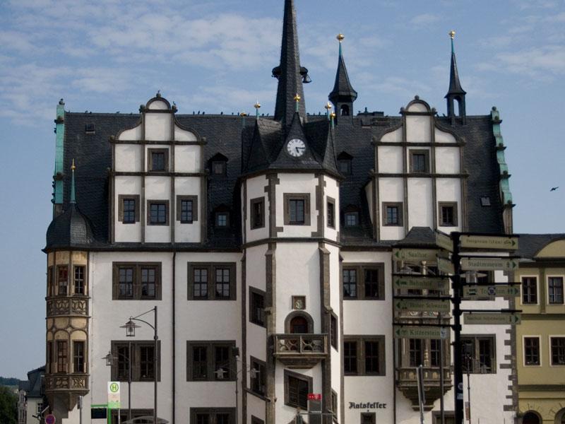 Saalfeld-Rathaus