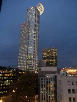 Was braucht ein Hotelzimmer? Meine Nacht im easyHotel Frankfurt