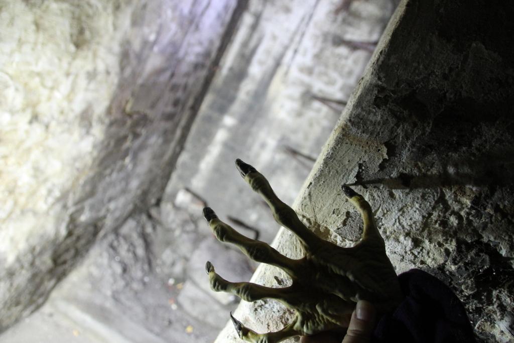 Krefeld Perspektivwechsel Eiskaltes Händchen