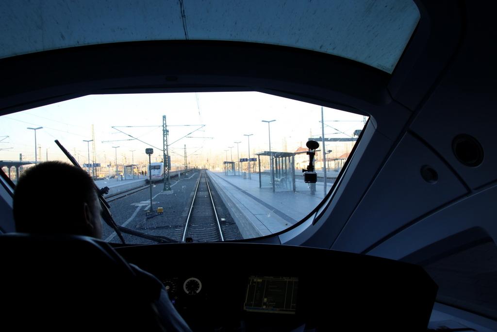 Los gehts in Leipzig