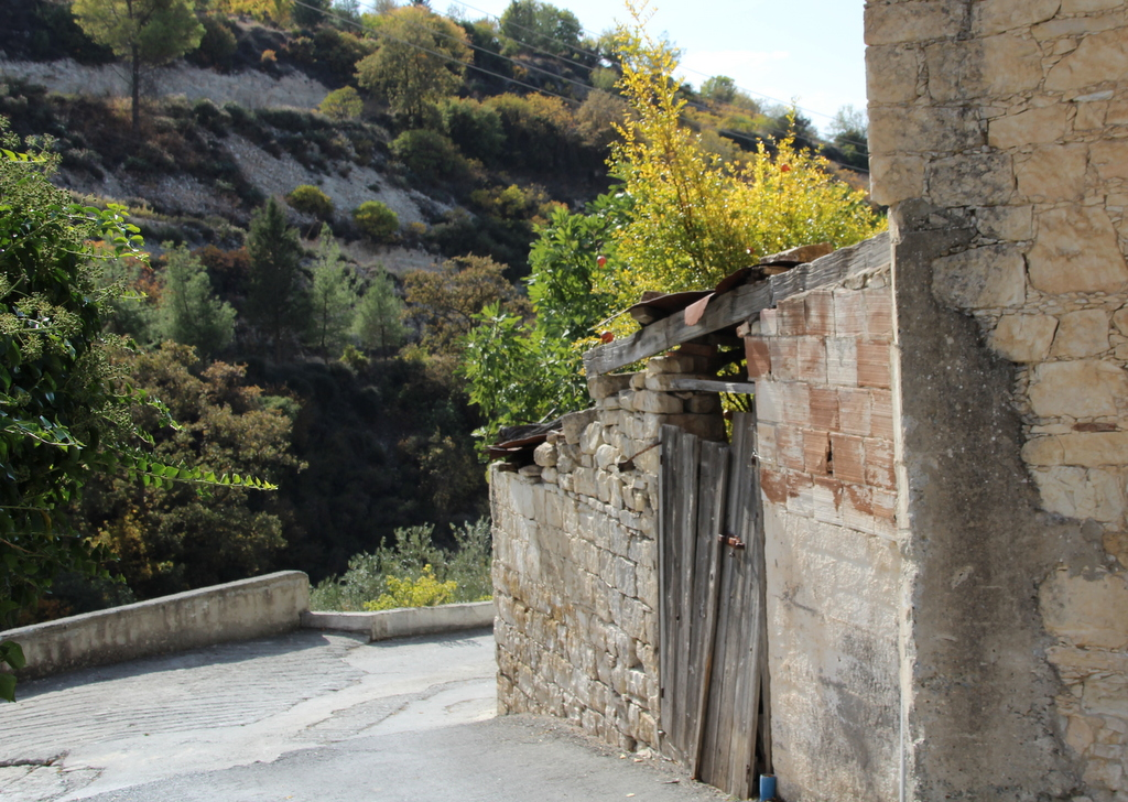Natur und Verfall auf Zypern