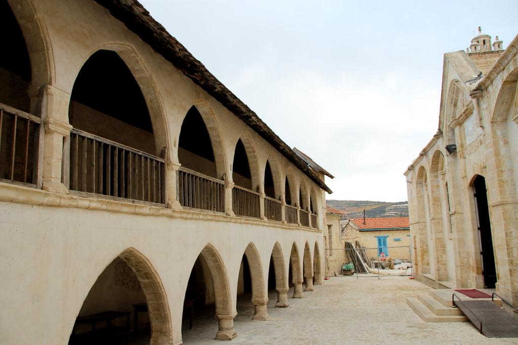 Kirche Zypern