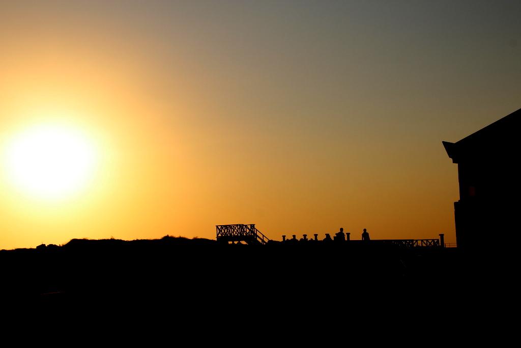 Sonnenuntergänge auf Zypern