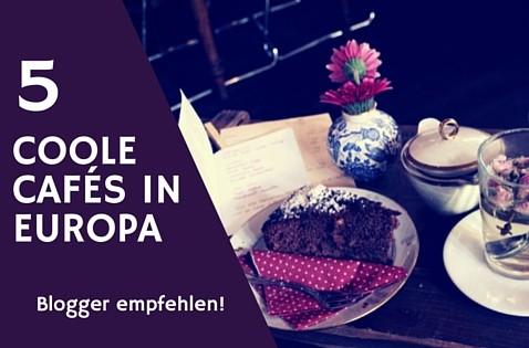 Kaffees in Europa