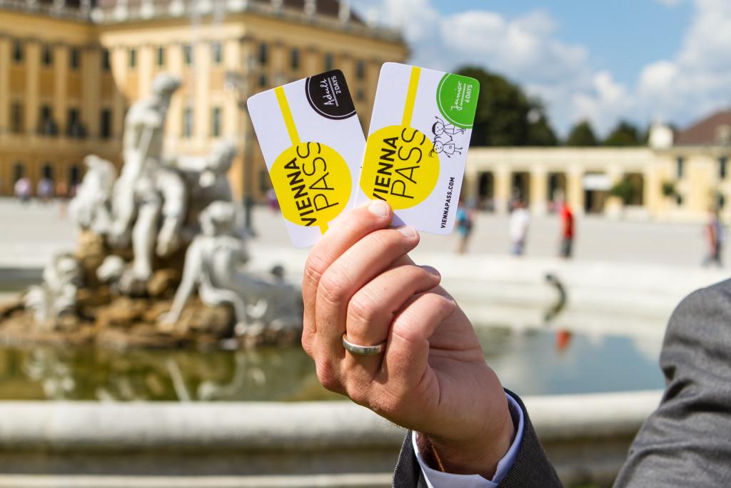 BILD zu TP/OTS - Vienna Pass_citycard für Erwachsene und Juniors (c) VPG Vienna Pass GmbH, Mario Habenbacher