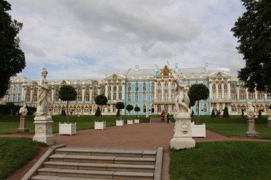 3. Tag: Flaschenpost von St. Petersburg nach Thüringen