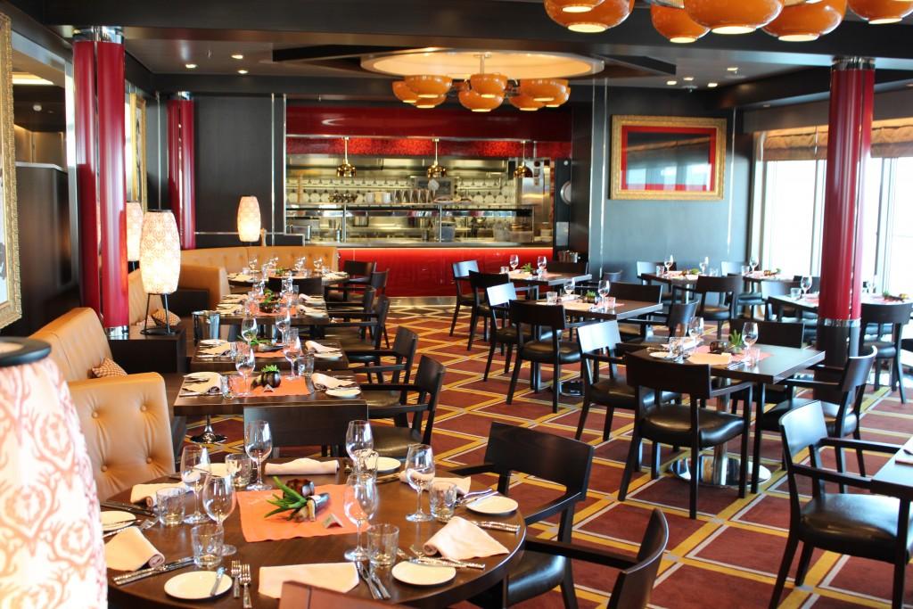 Mein Schiff 4 - Surf & Turf Steakhouse