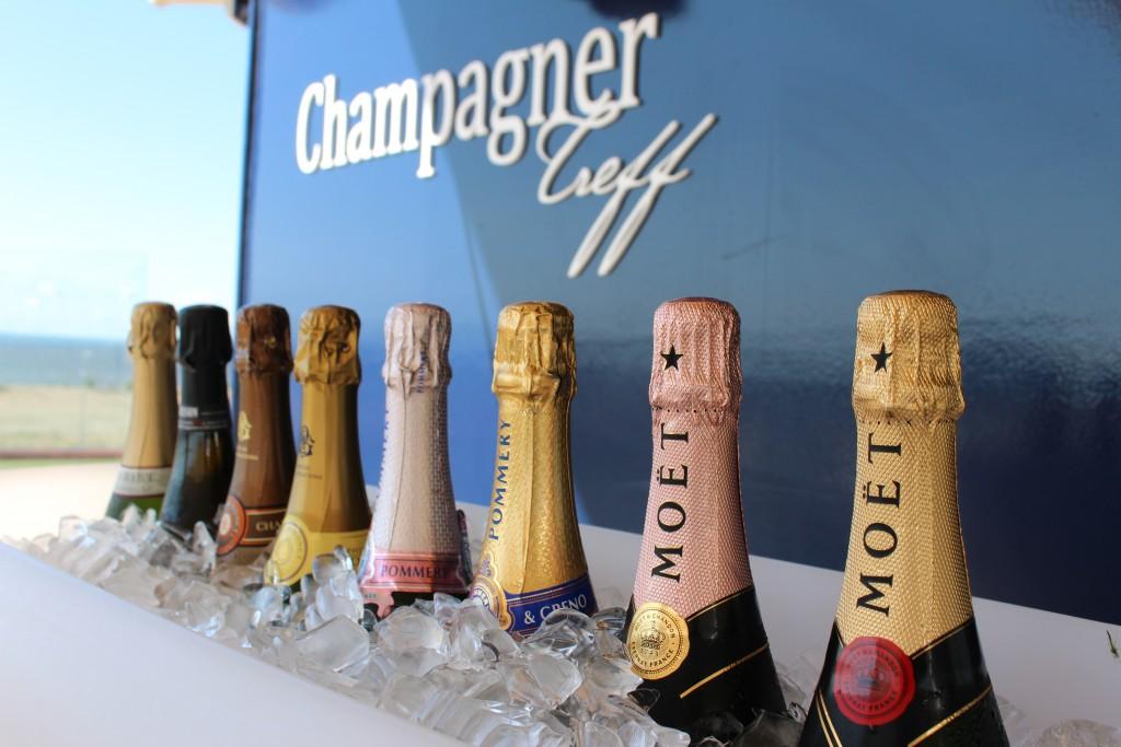 Mein Schiff 4 - Champagner-Treff