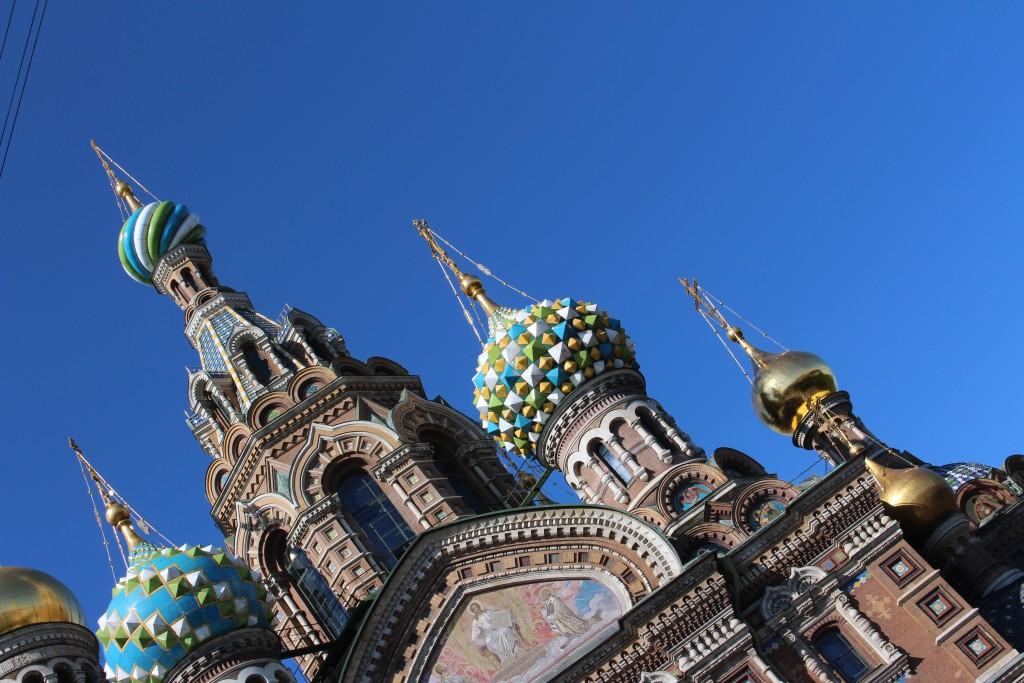 St. Petersburg - Auferstehungskirche (Blutkirche)