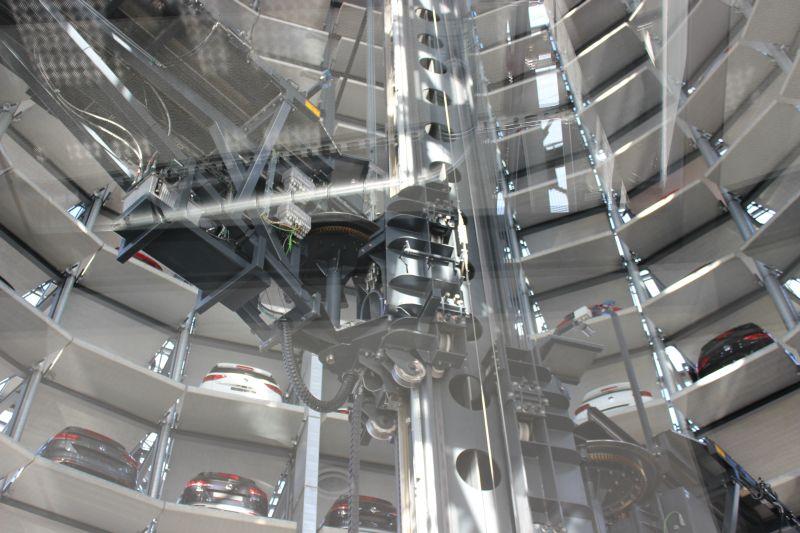 Autoturm Autostadt
