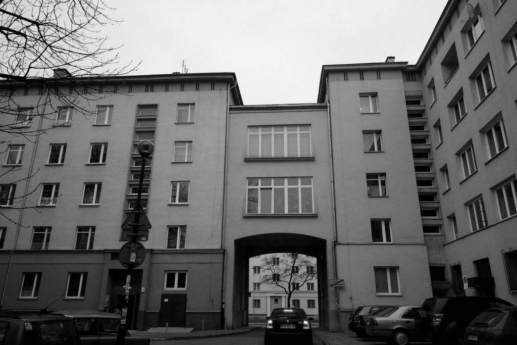 Wohnsiedlung Krakau