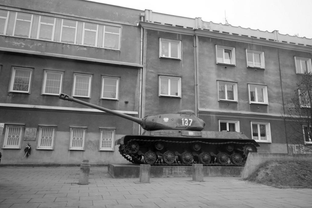 Panzermuseum Nova Huta