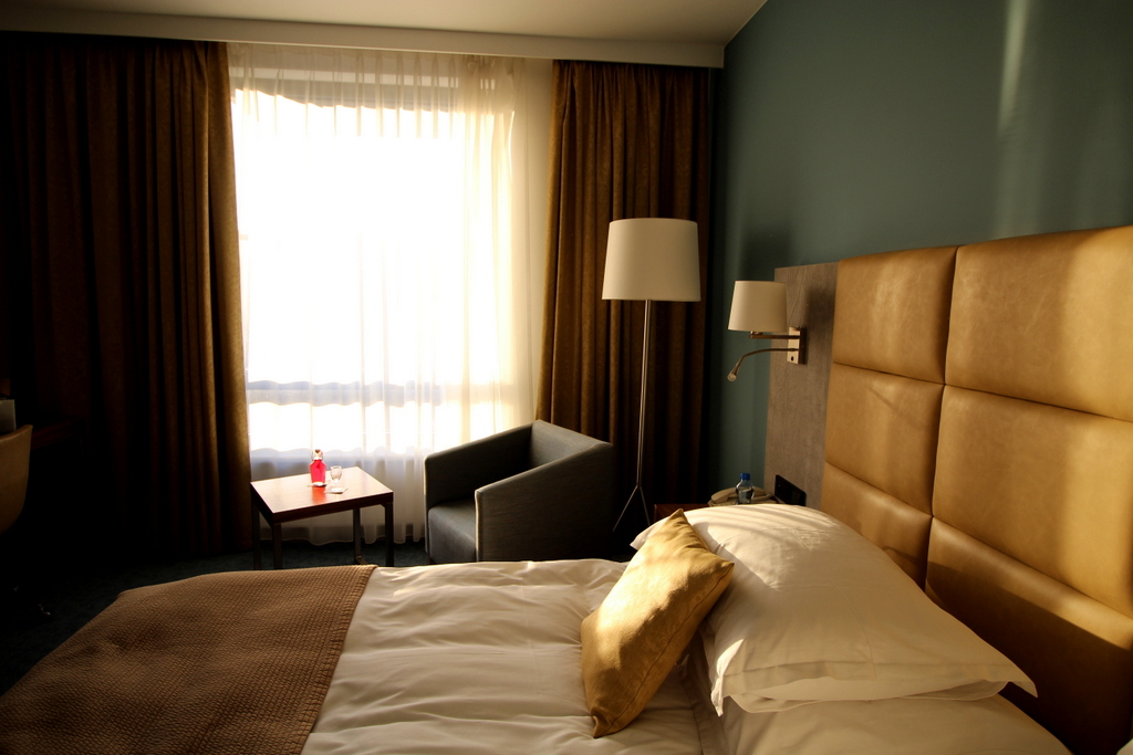 Zimmer Radisson Blu Krakau