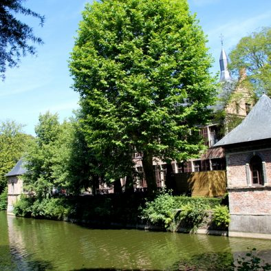 Sint Niklaas in Belgien: Wo der Nikolaus im Sommer wohnt