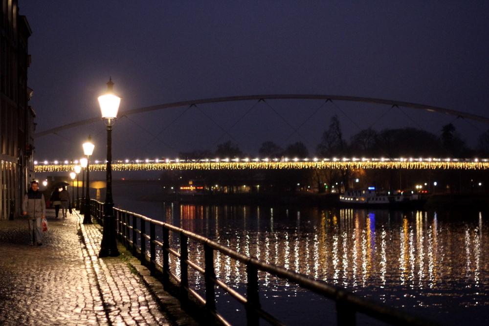 Regen in Maastricht