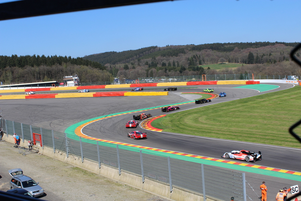 Spa Francorchamps Rennen