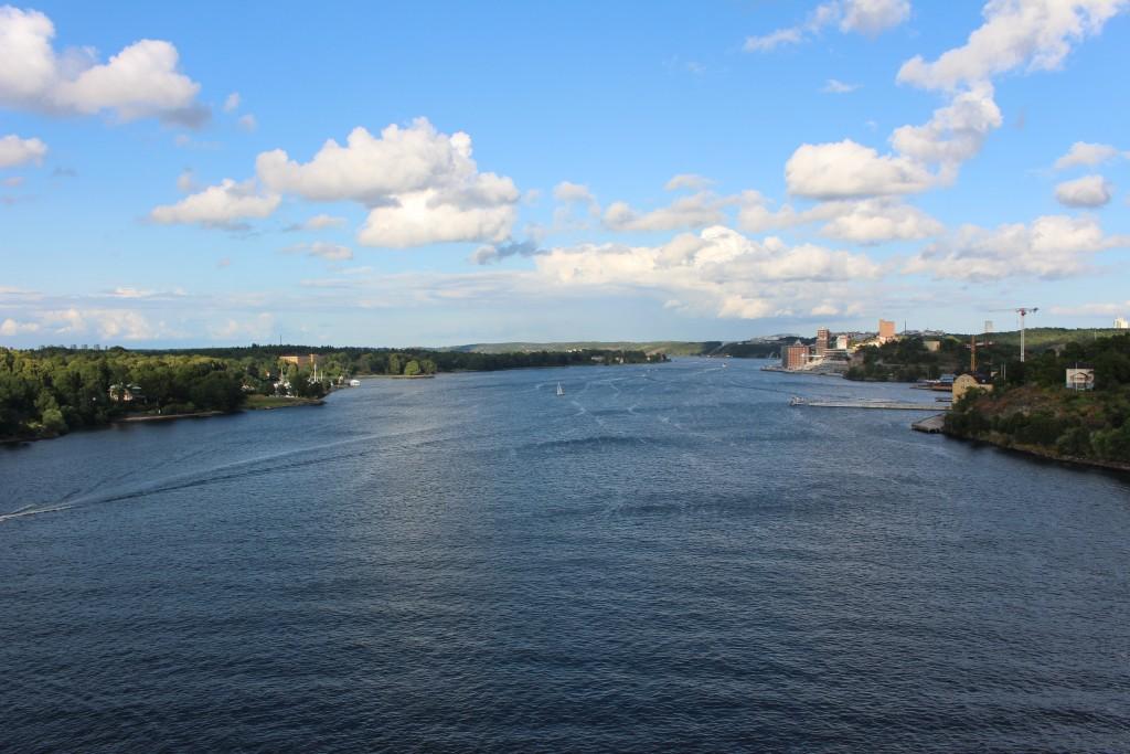 Stockholm - Ausfahrt durch die Schären