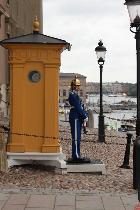 Tag 6: Flaschenpost an Oma oder wie wir beinahe das Königspaar von Schweden in Stockholm besucht haben.