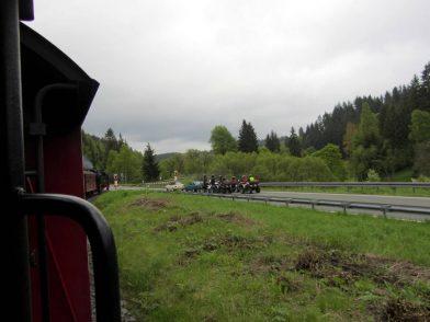 Bahnfahren in Sorge - oder wie ich 3 mal den Brocken erobert habe