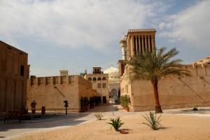 Dubai alte Stadt - Bastakia