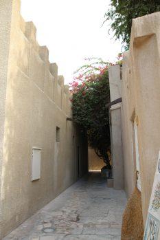 Dubai mal anders - Ein Blick auf die alte Beduinenstadt.