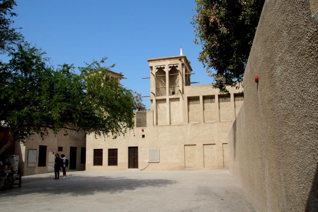 Dubai alte Stadt Bastakia