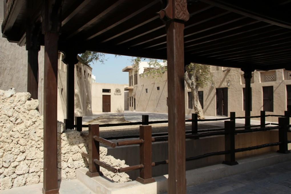 Dubai alte Stadt – Bastakia