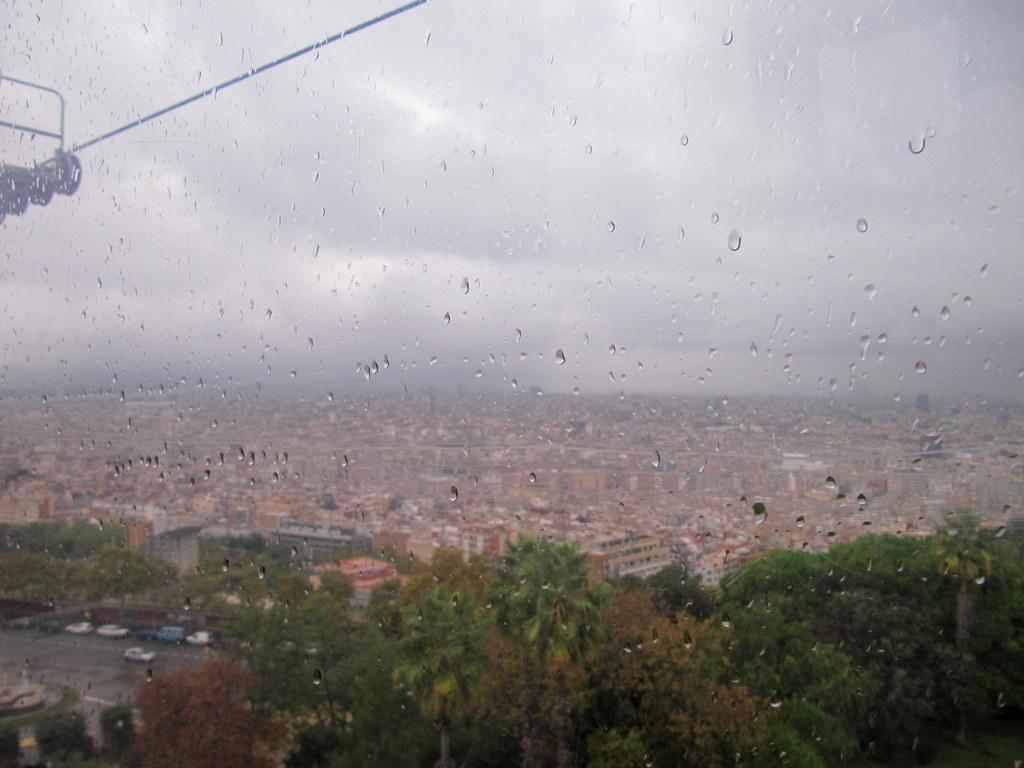 Barcelona im Regen: Ausflüge die bei jedem Wetter möglich sind