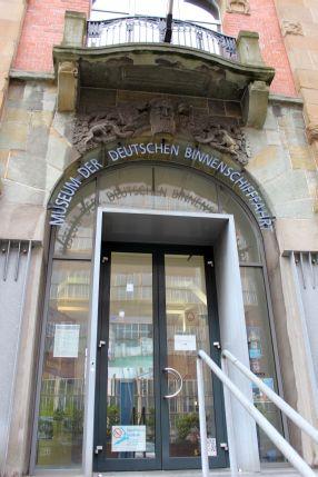 Ein Besuch im Museum der Deutschen Binnenschifffahrt in Duisburg