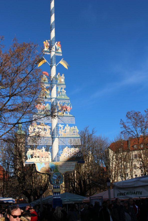 Greeting Munich - München mit den Augen eines Münchners