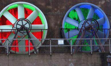 Der Fotohotspot zur Industriekultur: Der Landschaftspark (Lapadu) Duisburg