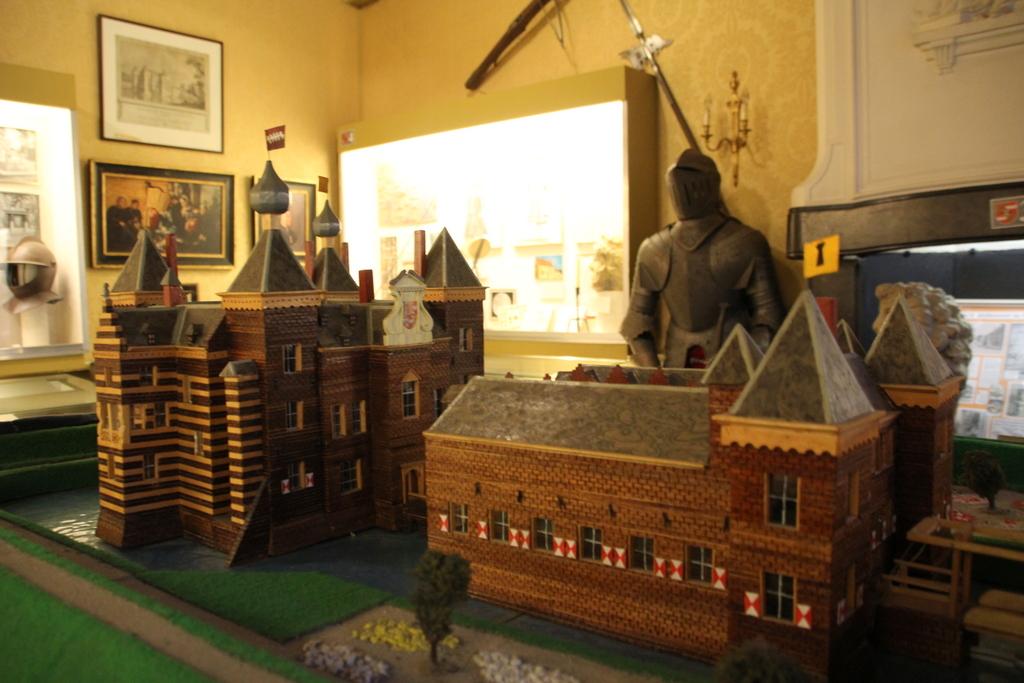 Im Museum Buren & Oranje