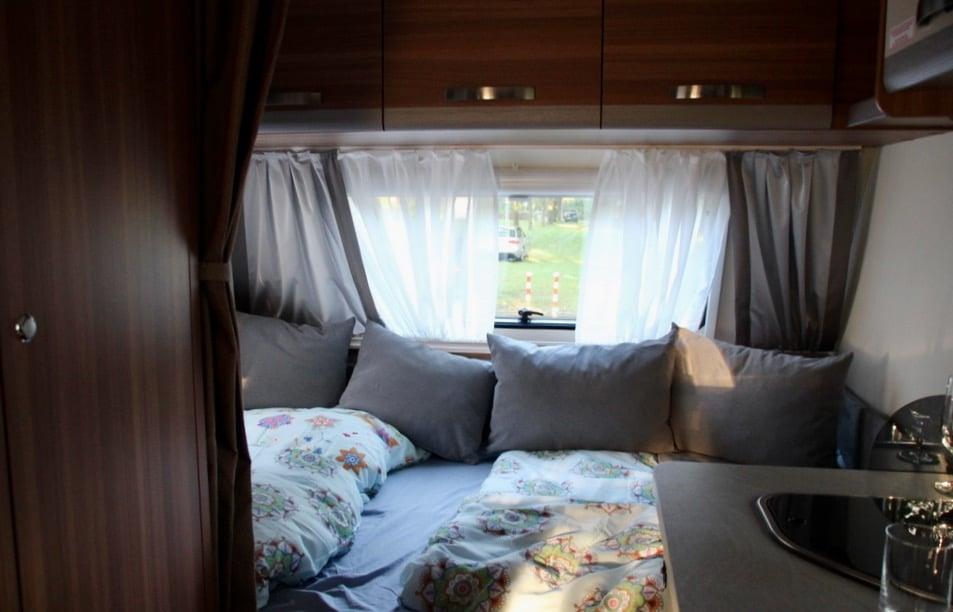 Meine Erste Nacht Im Caraone Campen Beim Caravan Salon Dusseldorf
