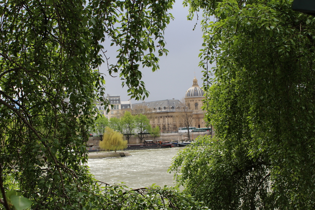Paris ausblick