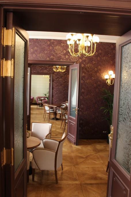 Tallinn - Café Maiasmokk