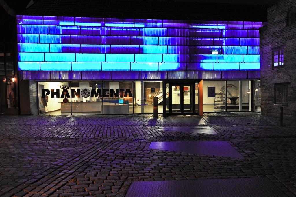 Phaenomenta Flensburg: Wie ich Nachts ins Museum geraten bin.