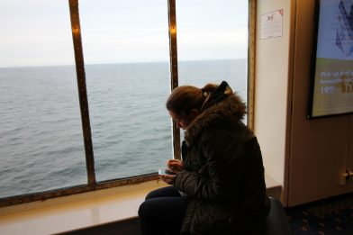 Eine Fährreise von Stockholm nach Riga: Mädelsurlaub mal anders.