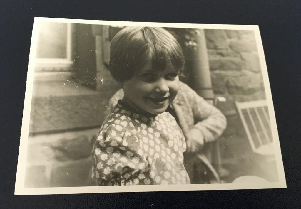 1986 auf dem Kyffhäuser bei meinen Großeltern. Das erste mal ohne Eltern.