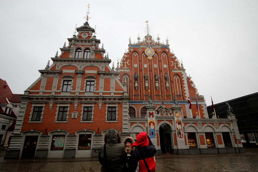 Riga to go - unser Rundgang durch die Hansestadt