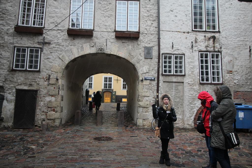 Das Schwedentor. Juliana berichtet von der romantischen Geschichte