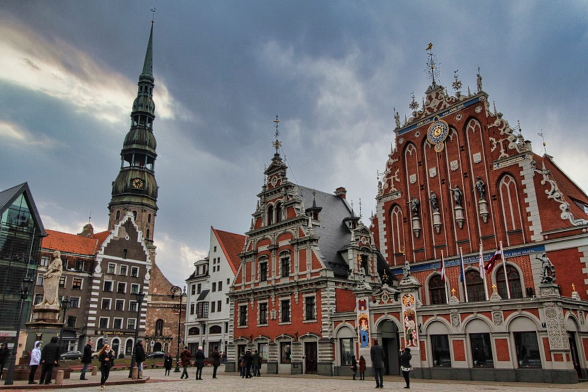 Riga - Hansestadt